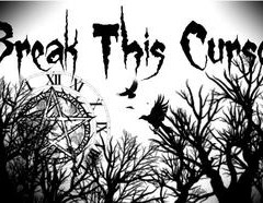 Break This Curse live-on-stage