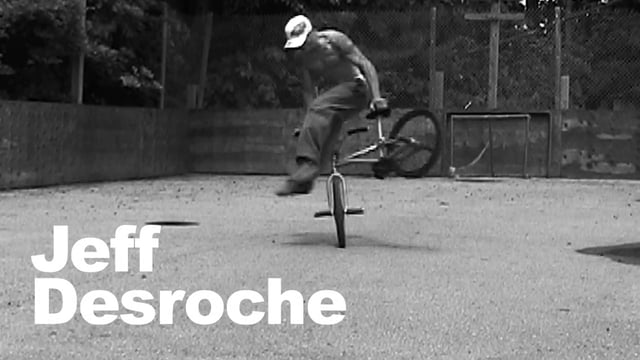 Canadian Rider: Jeff Desroche – The Lost Combos