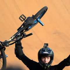 BMX VERT: Vince Byron's Gold Medal Run