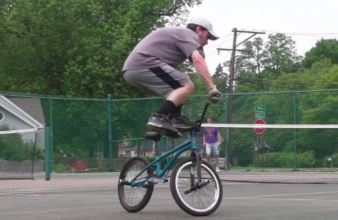 Rider Spotlight: Jeff Scheer