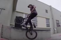 Matthias Dandois – Haro BMX 2018 – Street / Flatland