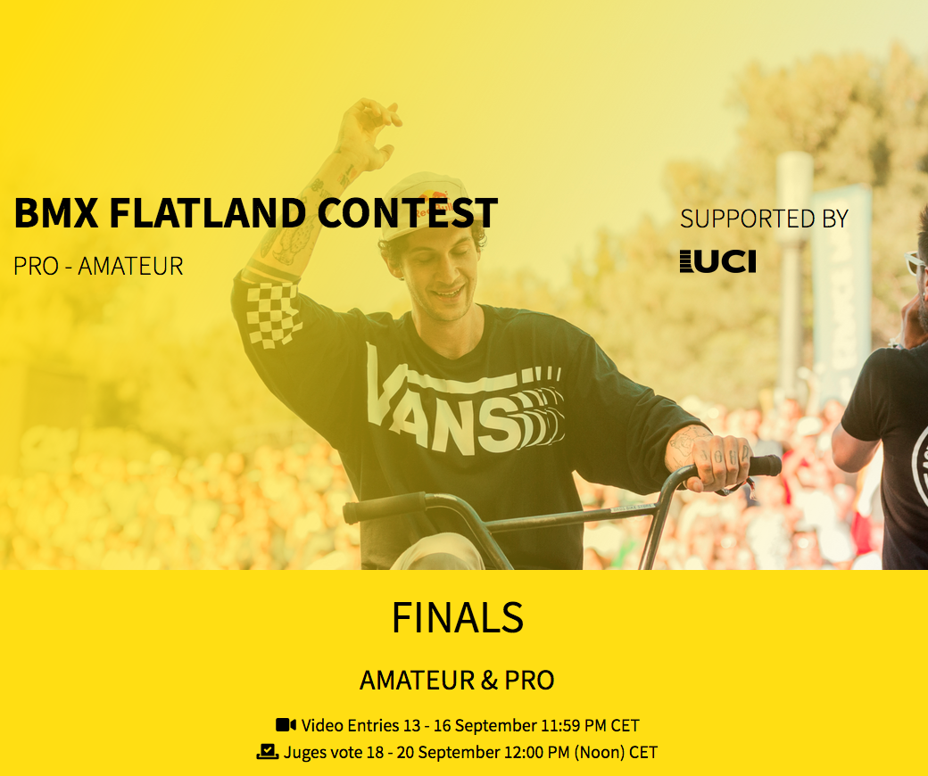 2020 E-Fise Competition: Pro Men Flatland